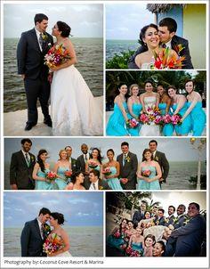 Florida Keys wedding at Coconut Cove Resort & Marina. www.coconutcove.net