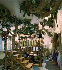 superb Jungle Theme Decorating Ideas : Interior - moesihomes
