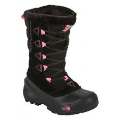 Browse through our great selection of winter boots for boys and girls! Find the best brands at SAIL: Keen, Merrell, The North Face and much more. Kid Shoes, Girls Shoes, Girls Winter Boots, Camping Outfits, Camping Clothing, Girls Shopping, Snow Boots, Designer Shoes, Hiking Boots