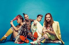 DNCE - Cake by the Ocean. Joe Jonas is thrilled and surprised by the reaction to their debut single.