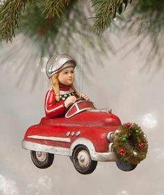 Vintage Christmas, Country Christmas figurines, Old Fashioned Christmas ornaments and retro Christmas party decorations. Find Christmas decorating ideas here! Old World Christmas, Old Fashioned Christmas, Christmas Deer, Retro Christmas, Country Christmas, Christmas Shopping, Globe Ornament, Car Ornaments, Lowes Christmas Decorations
