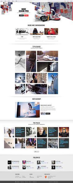 #clean #design #web #webdesign #ui #ux #white #grid #inspiration