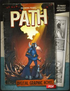 Image of PATH: Digital Graphic Novel