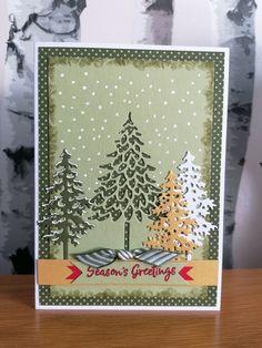 12 Cartes de Noël Lot de 12 Cartes de Noël Cerf Design Qualité Cartes
