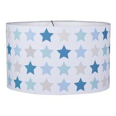 Runde Hängelampe Mixed Stars mint