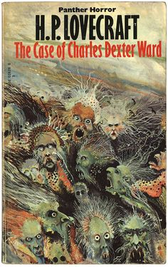 "fer1972:  "" H.P. Lovecraft Book Covers by Ian Miller  """