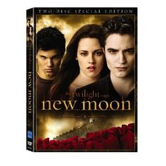 The Twilight Saga: New Moon (Two-Disc Special Edition) - DVD