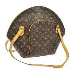 648714a3b130 Louis Vuitton monogram shoulder bag Brand LOUIS VUITTON Number VI 0928  Pocket Outside  Zipper Pocket