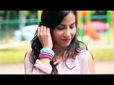 ▶ ❥ DIY Stackable Beaded Bracelets | Fun & Easy Arm Candy! - YouTube