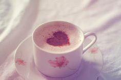 Heart in a mug