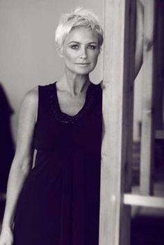 11.Pixie Haircuts for Older Ladies
