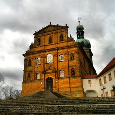 Mariahilfberg Amberg, Germany Jan 2013 Pic by me!