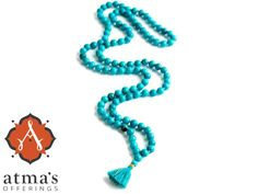 It can help promote honest and clear communication from the heart. #malabeads  http://atmasofferings.com/product/tibetan-turquoise/