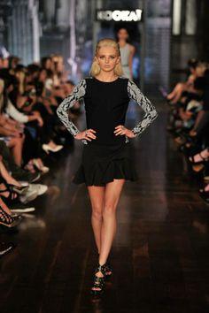 Transposed Jumper $130 Jive Skirt $130 (coming soon) Vagner Heels $180 (coming soon)
