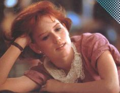 Molly Ringwald...I loved all of her movies!