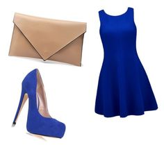 """""""Untitled #14"""" by dzenita-zbanic ❤ liked on Polyvore featuring Forever New, Verali and Carvela"""