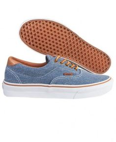 Vans - Washed Twill Era 59 (Blue) -  55 ca00e73c2