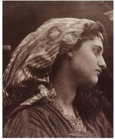 Rebecca - Julia Margaret Cameron - c. 1866