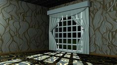 Maya 2016 tutorial : How to model curtains