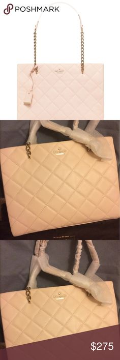 NEW Kate Spade Emerson Place large Phoebe Brand new, never used large Phoebe in color soft rosette (nude pink). Stored in dust bag and original stuffing the whole time, which will be given to the buyer. Happy shopping! kate spade Bags Shoulder Bags