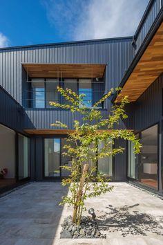太陽光発電パネル搭載の家・間取り(愛知県北名古屋市) | 注文住宅なら建築設計事務所 フリーダムアーキテクツデザイン