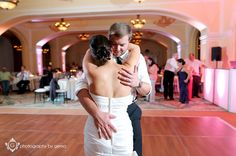 Meredith and Trey's first dance!