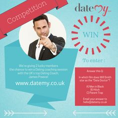 Find out how to win our gift of love competition! gift, love, competition, james preece, dating expert, dating advice, dating coach, date, first date, dating blogger, online dating, messages, matches, matchmaker, single, offer, date