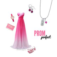 Go to Prom feeling regal and elegant. Don't forget to don your Origami Owl® for the night. #prom #beautiful #perfect #origamiowl #pink www.charmingsusie.origamiowl.com