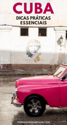 Dicas e informações para planejar uma viagem para Cuba