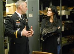 "Angie Harmon learns about her American Revolutionary War ancestor—and meets a new cousin—on the US ""Who Do You Think You Are?"""