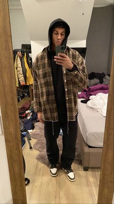 Mode Outfits, Retro Outfits, Stylish Mens Outfits, Casual Outfits, Simple Outfits, Looks Hip Hop, Vetement Fashion, Mein Style, Mens Clothing Styles