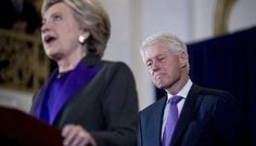 An autopsy may show that Hillary Clinton has been loved to death, not merely by feminists but by her husband, who in private life betrayed her too often but in public life did much too much for her. (AP Photo/Andrew Harnik)