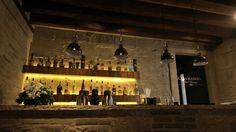 Cava Restaurante Ciento 37 Hotel Boutique Casa Madero Morelia, Michoacán.