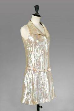 Michel Goma for Jean Patou Haute Couture, ca. 1965