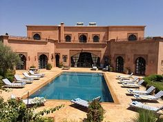 Marrakech Villa for 6-16 people - Exclusive Offer - 450 sq.m and 16 x 5.5 m poolHoliday Rental in Ourika Valley from @HomeAwayUK #holiday #rental #travel #homeaway