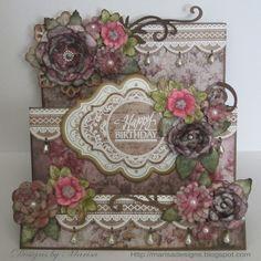 "Designs by Marisa: JustRite Friday Challenge 067 ""Birthday Bash"""