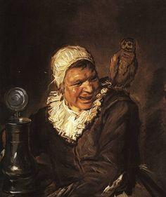 Malle Babbe 1629 30  Gemalderie, Berlin  Frans Hals