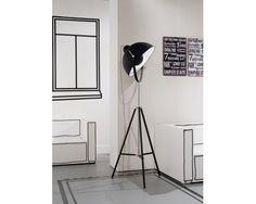 Lampa podłogowa Hollywood http://esencjadesign.pl/oswietlenie/2040-lampa-podlogowa-hollywood.html