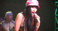 df89f18b2d185 Nicki Minaj Performs   Parties in Washington