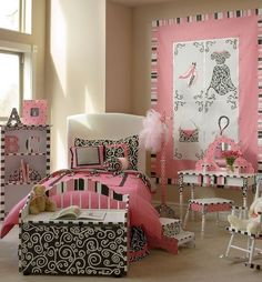 This is soooo my oldest daughters dream room
