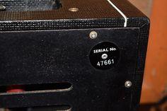 Vintage 1966 Selmer Corvette 6 Watt British Valve Guitar | Reverb