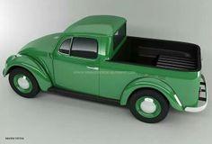 Bildergebnis für fusca pick up brasil Vw Pickup, Pickup Trucks, Vw Classic, Classic Trucks, Cool Trucks, Cool Cars, Weird Cars, Volkswagen Type 3, Cars Motorcycles