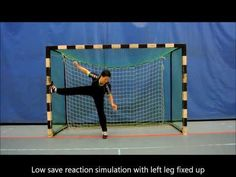 Handball Goalkeeper Training - Importance of hip mobility