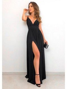 long prom dresses For Teenagers Formal, prom dresses - long prom dresses For Teens Formal promdresses, long prom dresses For Teenagers Formal promo dresses dress blue Source by de soirée Straps Prom Dresses, Ball Dresses, Evening Dresses, Ball Gowns, Split Prom Dresses, Evening Outfits, Black Dress Outfits, Komplette Outfits, Fashion Outfits