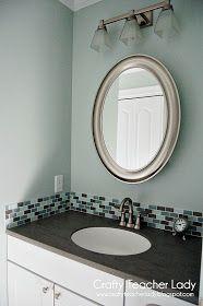 Crafty Teacher Lady: The Bathroom