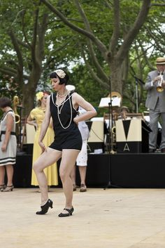 June 2011:  Jazz Age Lawn Party