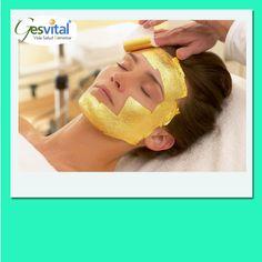 Tratamiento #Oro. Indicado para pieles maduras por su capacidad para revitalizar la piel y borrar los signos del #estrés, el cansancio y #envejecimiento prematuro.