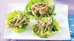 Thai chicken lettuce wraps recipe - 9Kitchen