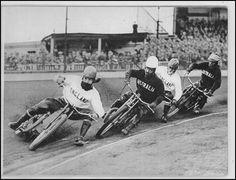 England vs. Australia Flat Track Race