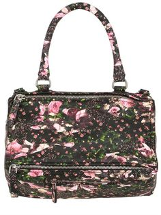 Floral Givenchy Treasures – Soft Nappa Leather Top ecd1fdae782a6